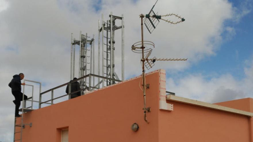 Este jueves comienza la resintonización de antenas TDT en Canarias