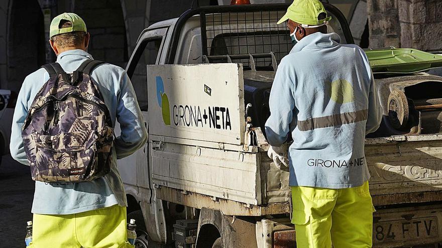 Girona cedirà tota la gestió de la neteja a una empresa privada