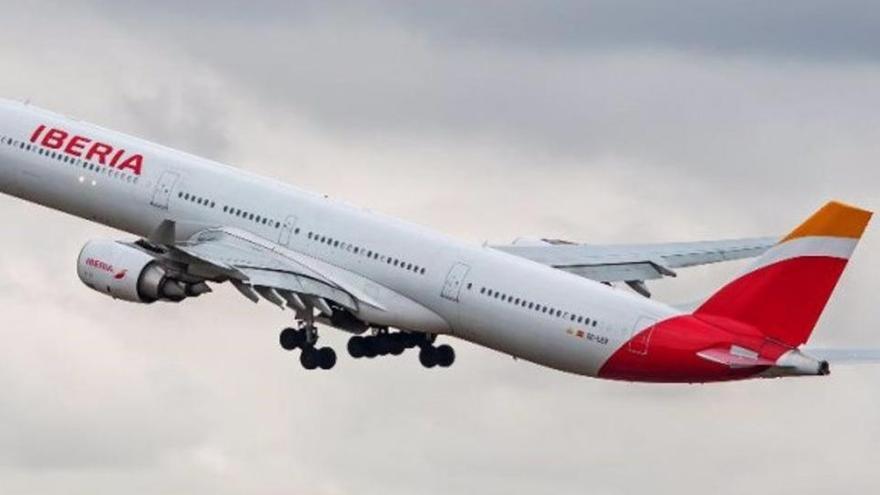 Iberia lanza una oferta para volar barato hasta el 14 de diciembre