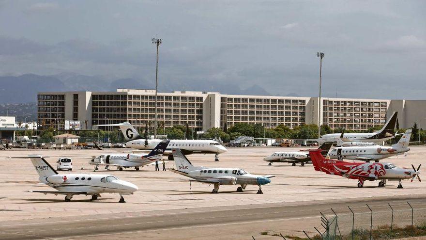 Boom der Privatflugzeuge auf Mallorca geht weiter