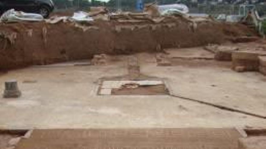Luz verde a la protección de la milenaria villa romana de Sagunt