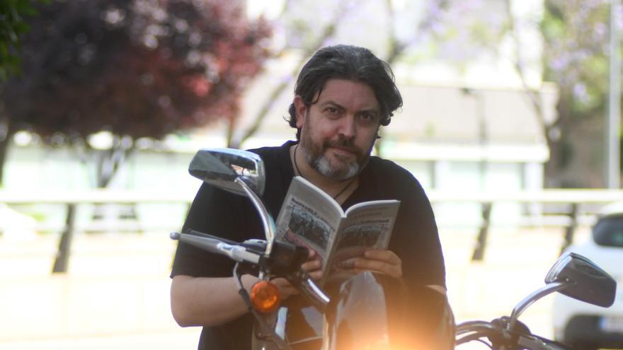 """Miguel Sánchez: """"No tengo miedo a las críticas a la novela; yo no soy escritor"""""""