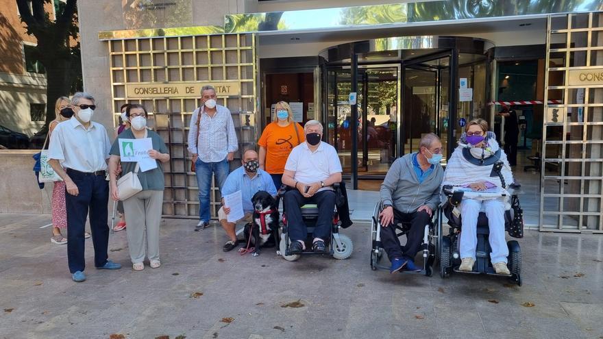 """Cocemfe València exigeix la vacunació de persones amb discapacitat i patologies cròniques: """"els grans oblidats"""""""