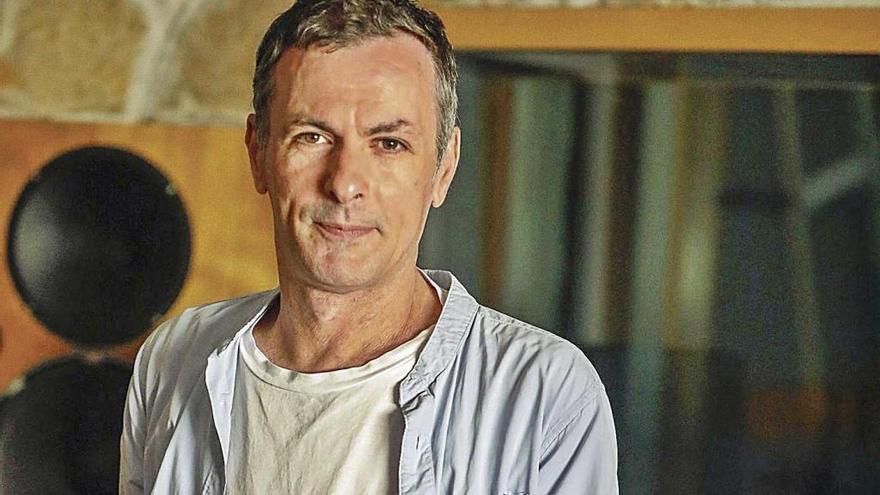 Adrian Corker, un compositor de cine con el foco puesto en Mallorca