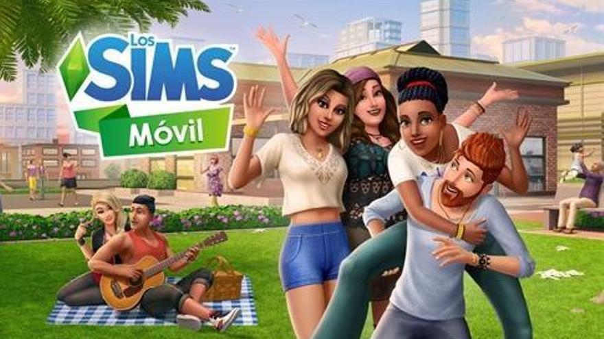 «Los Sims Móvil», disponible gratis per iOS i Android