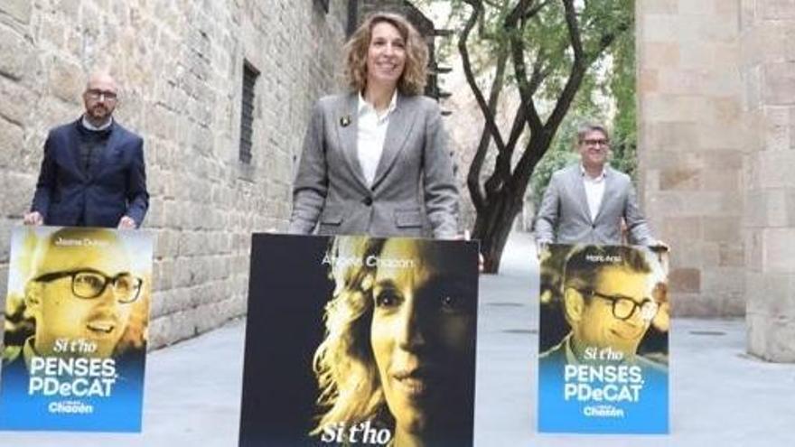 La Junta Electoral reconoce al PDeCAT y no a Junts los derechos electorales del 14F