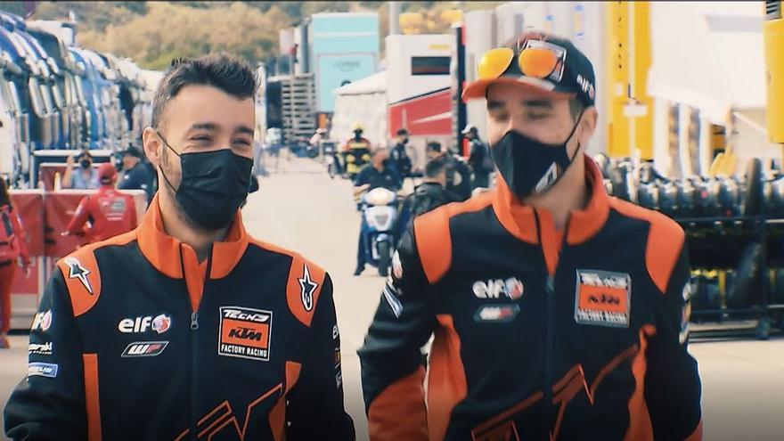 ¿Cómo es el día a día de un piloto de MotoGP?