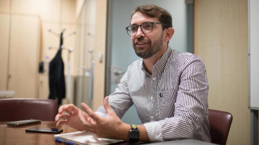 """Antonio Olivera: """"Si los socios no están de acuerdo, lo normal es convocar elecciones"""""""