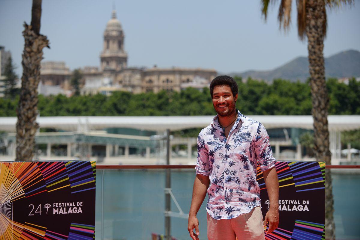 Presentación de la película 'El Vientre del Mar' en el Festival de Málaga de 2021