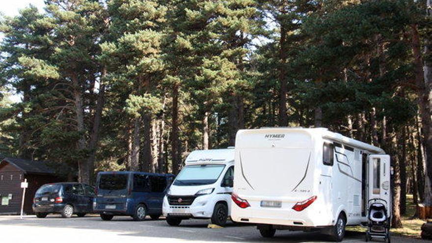 El Govern limitarà l'aforament dels parcs naturals a la capacitat dels aparcaments