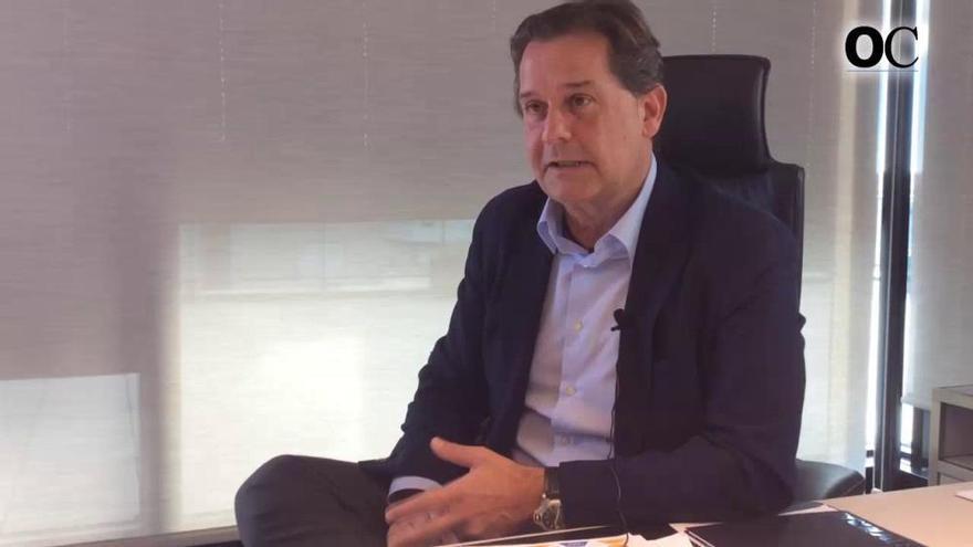 """Ignacio Rivera: """"Somos una marca que cae bien, una marca amable"""""""