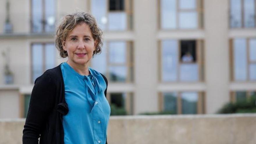 Palmas Ex-Bürgermeisterin Aina Calvo wird Delegierte der Zentralregierung