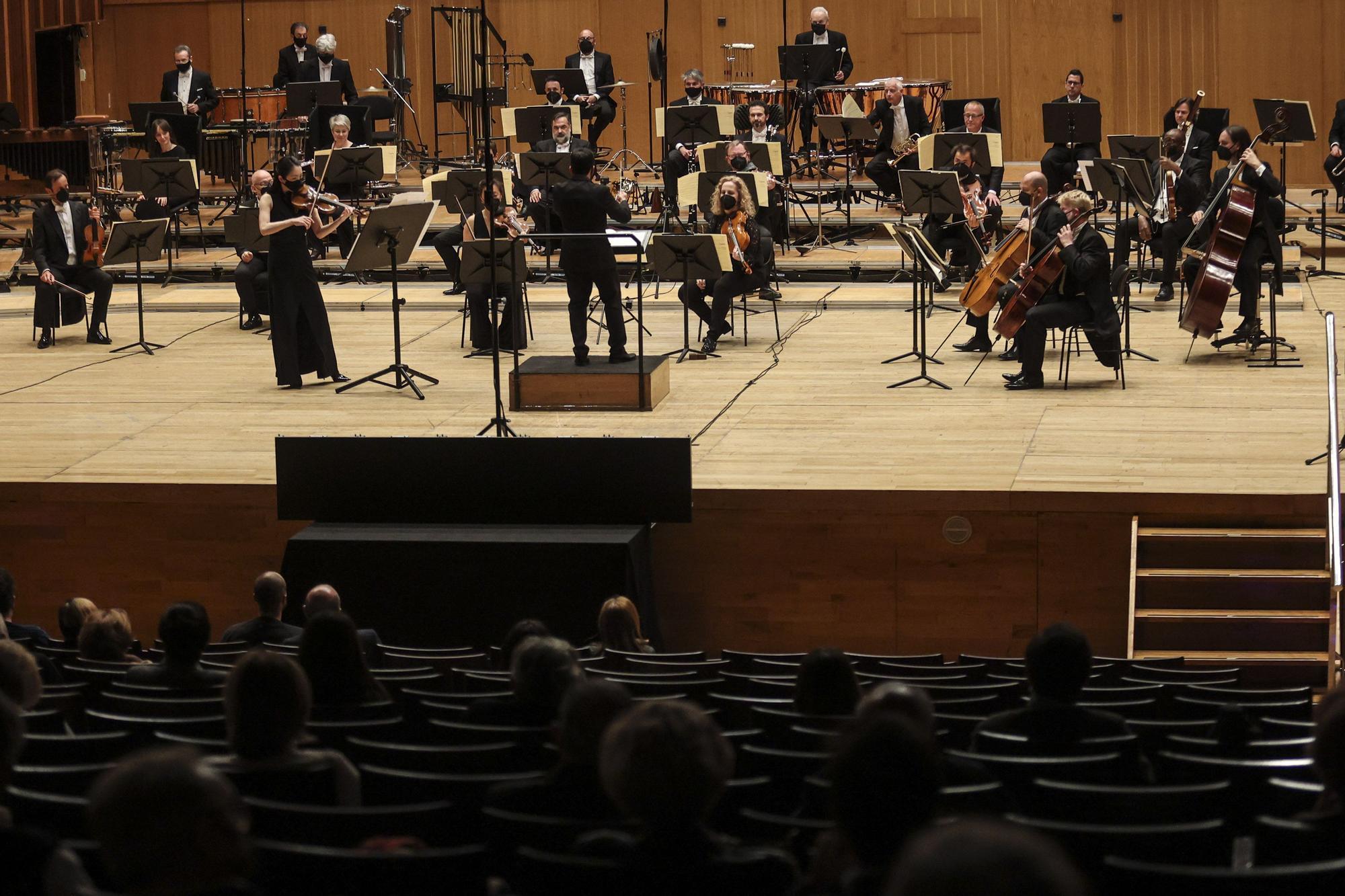 Concierto de la OSPA en Oviedo