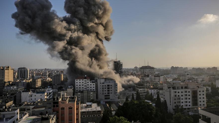 17 niños entre los 67 muertos en Gaza por los ataques de Israel