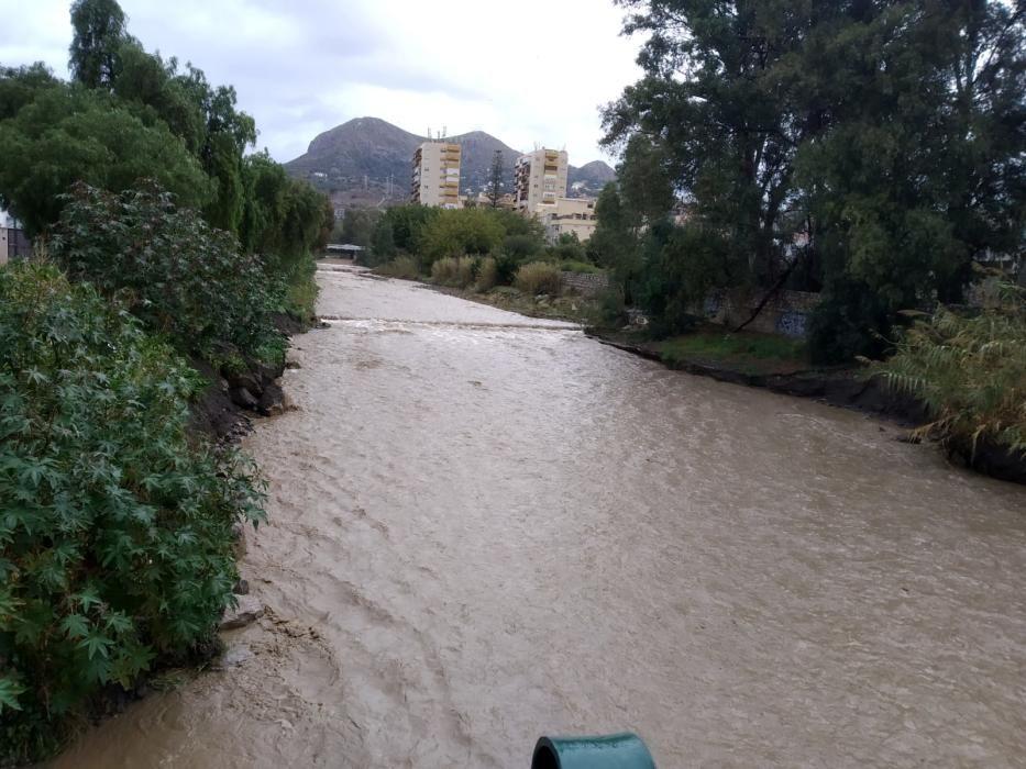 Río Jaboneros, este sábado