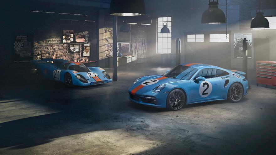 Porsche subasta un 911 único en honor del piloto mexicano Pedro Rodríguez
