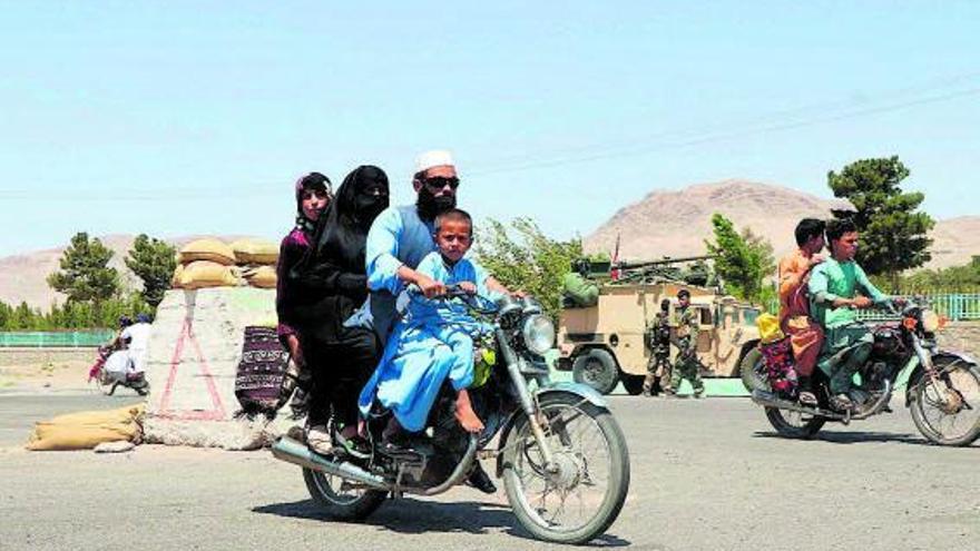 L'èxode afganès amenaça de crear una nova crisi migratòria a Europa