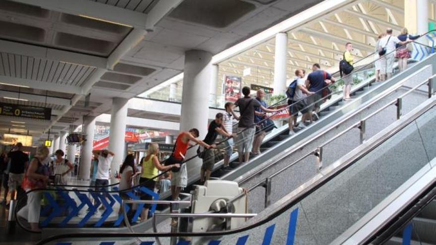 So viele Passagiere nutzten den Flughafen Palma de Mallorca im Oktober