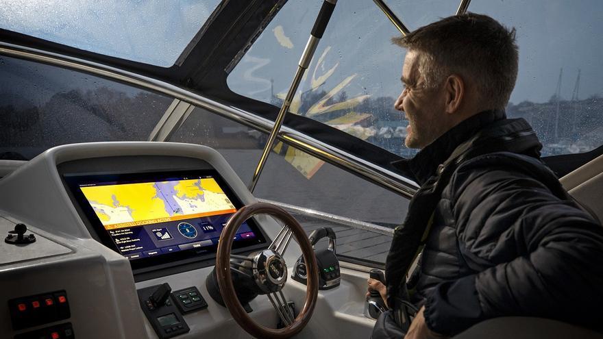 Navegar en Ibiza con la última tecnología con Volvo Penta