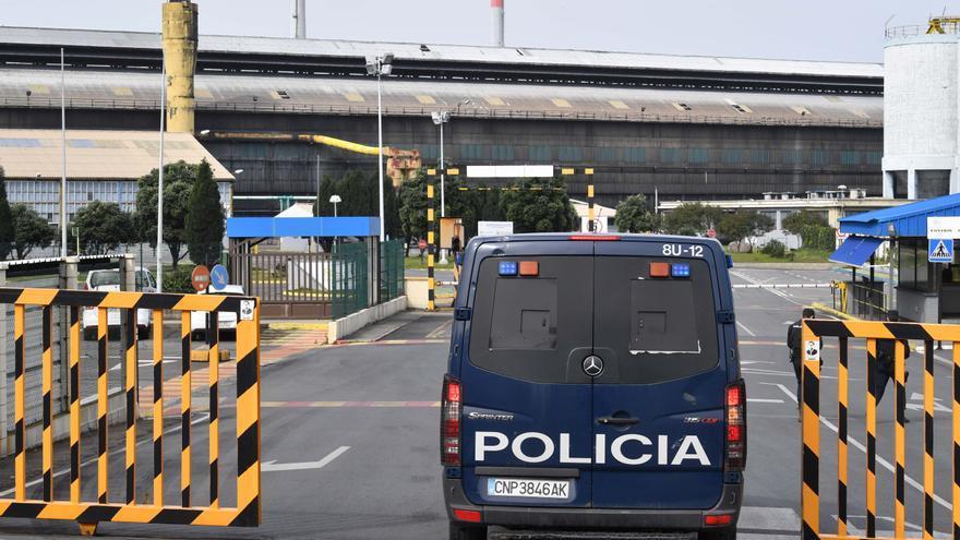La planta de A Coruña, epicentro del conflicto