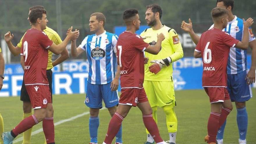 Dani Giménez debuta con victoria en el Deportivo de La Coruña