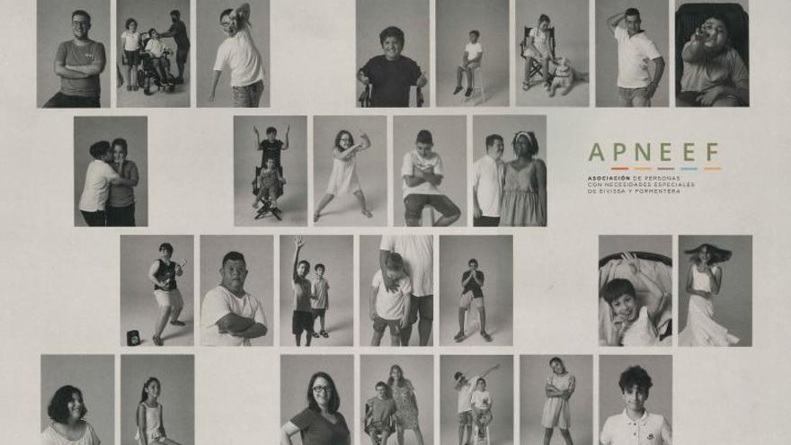 Calendario solidario: A por una nueva sede de Apneef en Ibiza