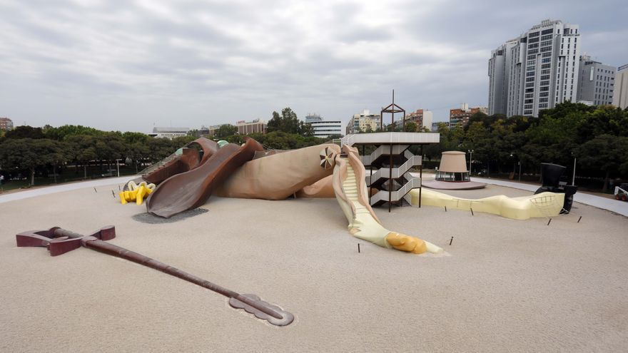 Reforma total para el Parque Gulliver