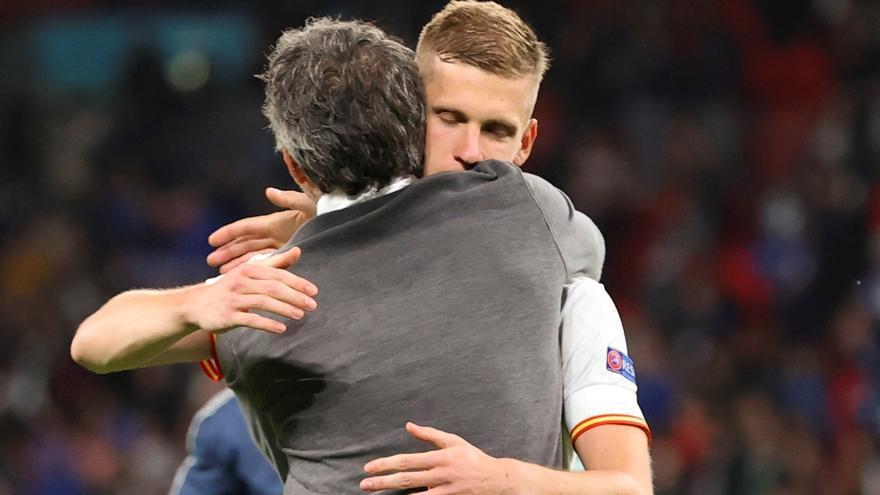 La Selección vuelve a España tras caer contra Italia en semifinales de la Eurocopa