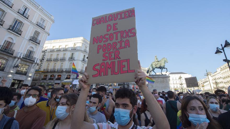 Quince personas declararon por el crimen de Samuel en A Coruña