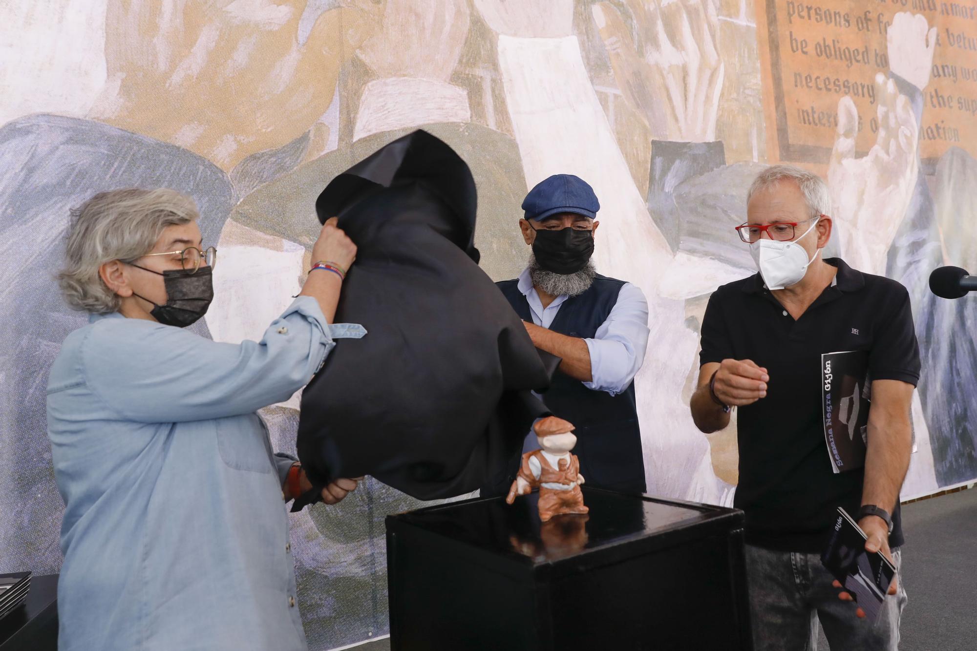 """Presentación de la XXXIV edición de la """"Semana negra"""" de Gijón"""