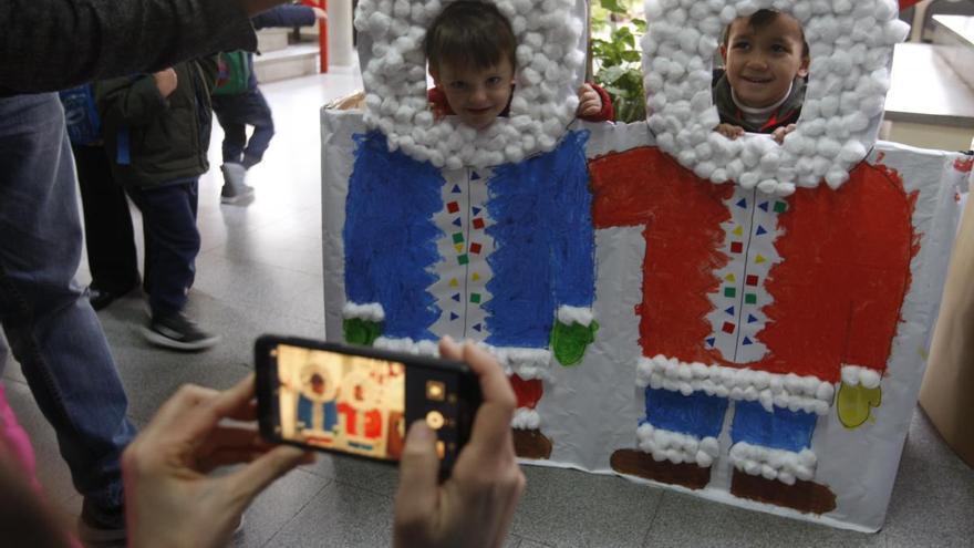 Ilusión y curiosidad de escolares en INFACIencia