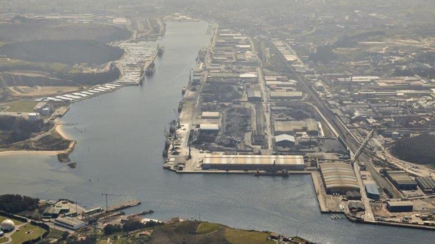 El Puerto pierde en un año un millón de toneladas de tráficos por el covid-19