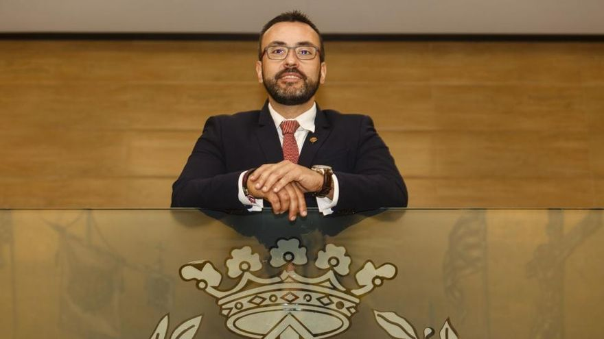 Benlloch critica el retraso en dar la licencia para la Ciutat Esportiva