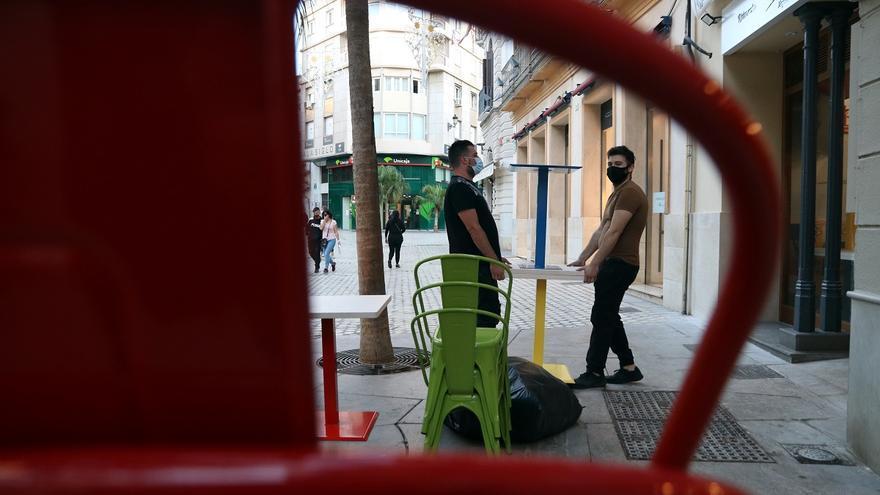 Málaga tiene aún a 38.813 trabajadores en ERTE, que suman 20 millones de euros en nóminas
