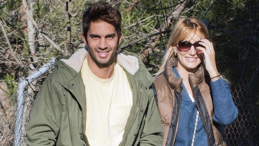 Alba Carrillo explica cómo va su relación con Santi Burgoa