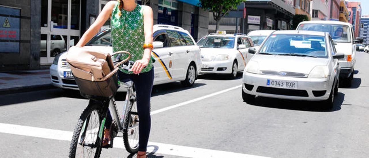 Chicago conocerá el ciclismo urbano de la ciudad gracias a una joven alemana