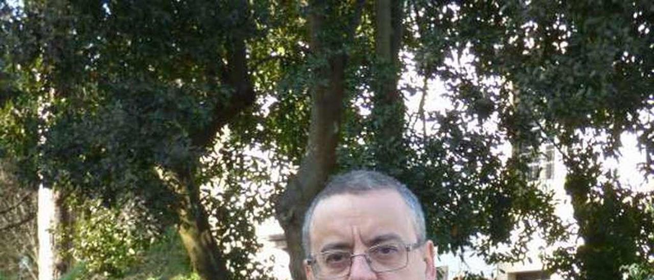 Alberto del Blanco González.