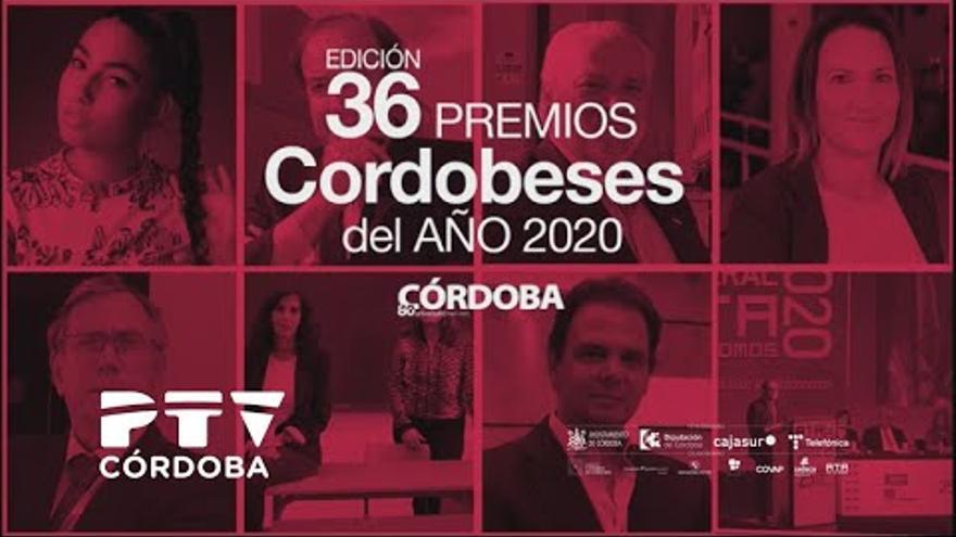 CÓRDOBA entrega los premios a los Cordobeses del Año