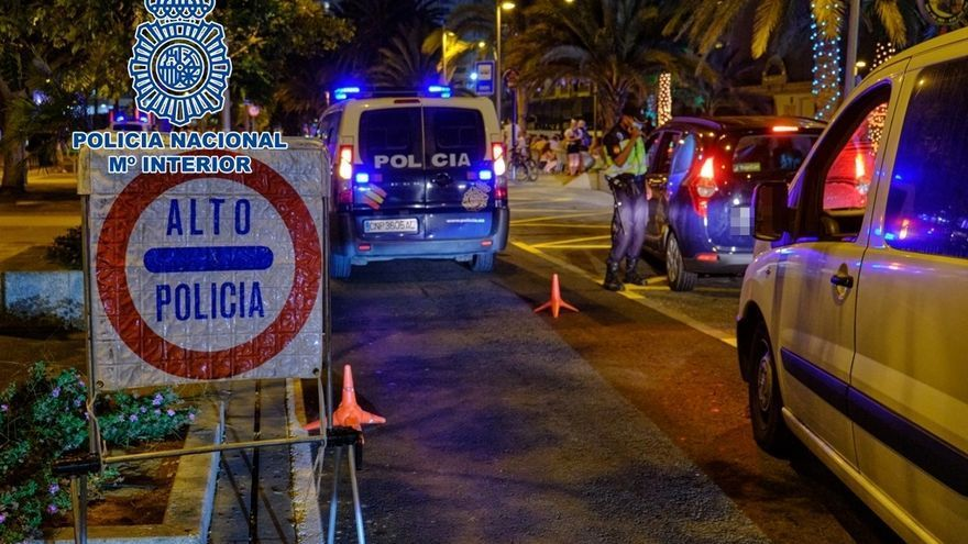 La Policía Nacional impone 143 sanciones en Tenerife por medidas covid-19