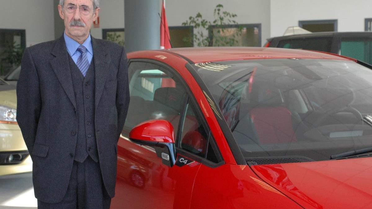 Mor als 80 anys l'empresari manresà de l'automoció Antoni Gilibets
