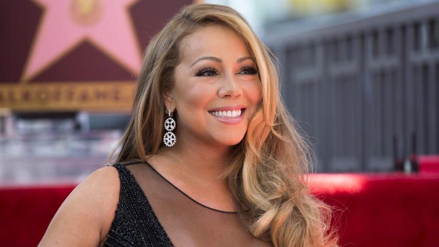 Mariah Carey lidera otra vez la lista de canciones navideñas