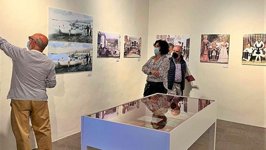Dos exposiciones en la Casa Salazar de Santa Cruz de La Palma