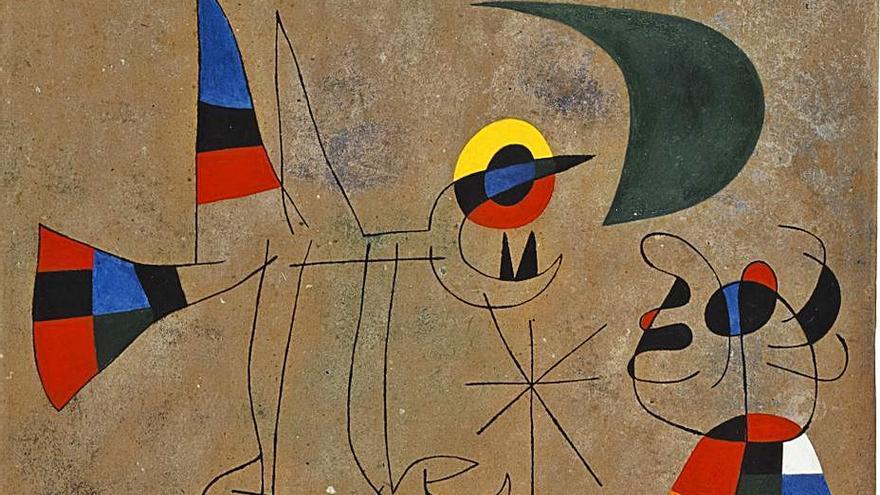 Joan Miró en 47 obras