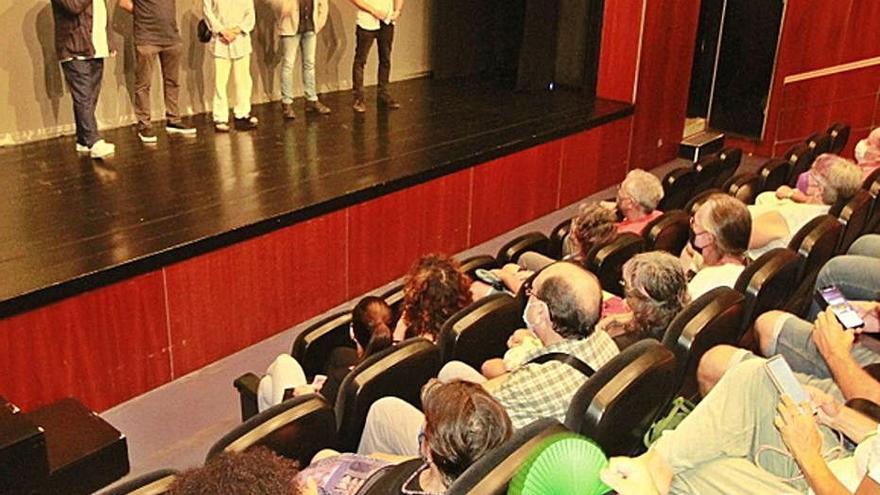 Blanes estrena el Cicle Gaudí amb un cinefòrum i «La Dona Il·legal»