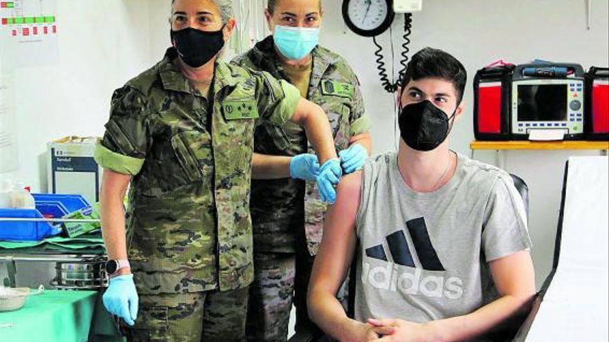 Los rastreadores militares de Canarias gestionan más de 19.000 positivos de coronavirus