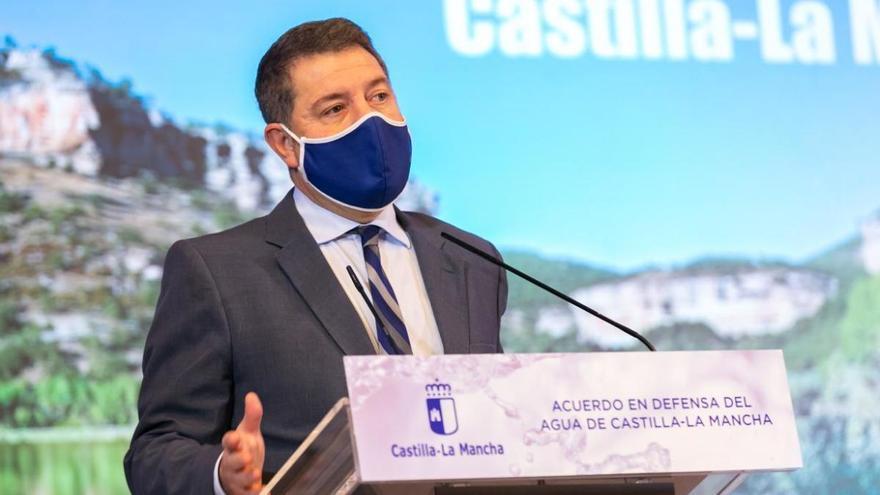"""Pactan en Castilla-La Mancha cerrar el Trasvase """"de forma escalonada"""""""