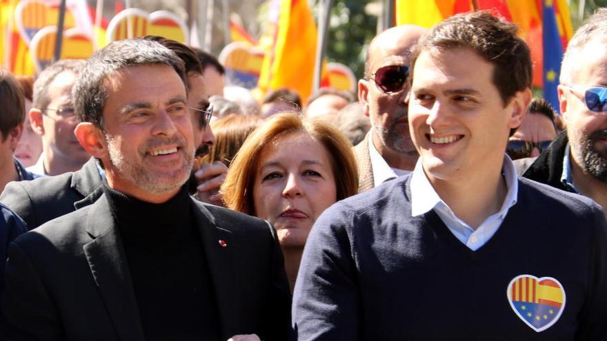 Manuel Valls estudia l'oferta de Ciutadans per presentar-se a l'alcaldia de Barcelona