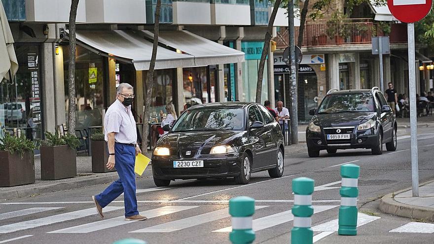 Pericot es mou ràpid, tot i els intents per pacificar el trànsit