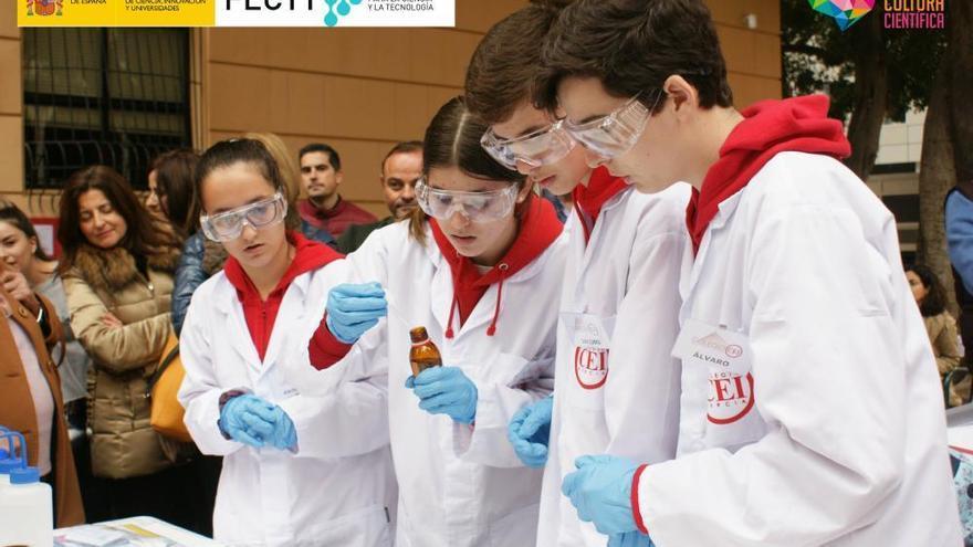 MasterChem, el proyecto de la UMU para dejar volar la imaginación con la química