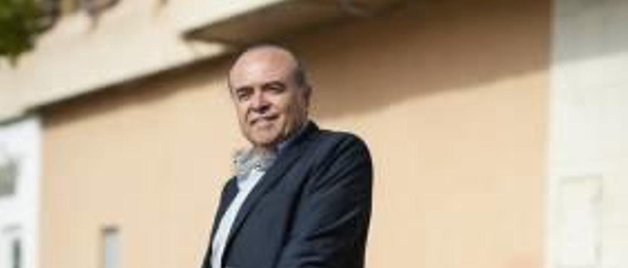 Carlos Laguna, candidato del PSPV por Castelló.
